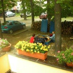 Hotel Svornost парковка