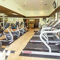 Отель Katathani Phuket Beach Resort фитнесс-зал