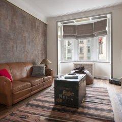 Отель Smartflats City - Manneken Pis комната для гостей фото 5