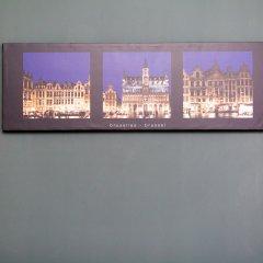 Отель Urban Suites Brussels EU сауна