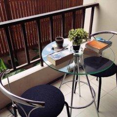 Отель Purita Serviced Apartment Таиланд, Бангкок - отзывы, цены и фото номеров - забронировать отель Purita Serviced Apartment онлайн балкон