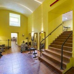 Отель Parador de Limpias фитнесс-зал фото 3
