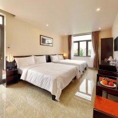 Отель Hoi An Ivy Hotel Вьетнам, Хойан - отзывы, цены и фото номеров - забронировать отель Hoi An Ivy Hotel онлайн комната для гостей фото 3