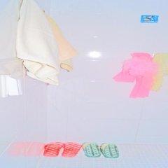 Alpha Seoul Hostel ванная