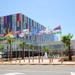 Отель De Convencoes De Talatona спортивное сооружение
