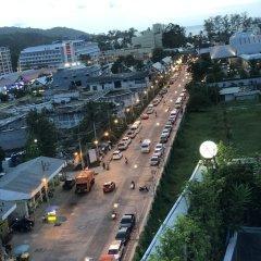 Отель VITS Patong Dynasty пляж