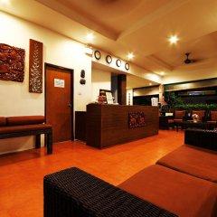 Отель Eden Bungalow Resort интерьер отеля
