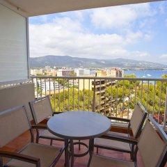 Vistasol Hotel Aptos & Spa балкон