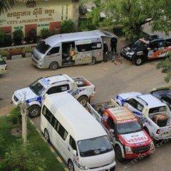 City Angkor Hotel парковка