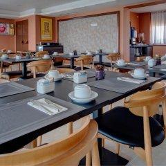 VIP Executive Picoas Hotel питание