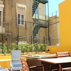 Отель Akicity Baixa Sunny бассейн