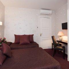 Отель Virgina Франция, Париж - 3 отзыва об отеле, цены и фото номеров - забронировать отель Virgina онлайн комната для гостей фото 2