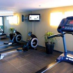 Отель Eden Hôtel & Spa Cannes Франция, Канны - отзывы, цены и фото номеров - забронировать отель Eden Hôtel & Spa Cannes онлайн фитнесс-зал