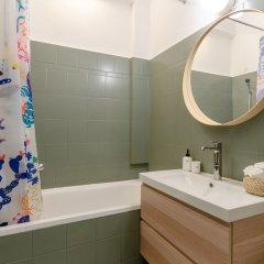 Апартаменты Coriander Apartment Будапешт ванная фото 2