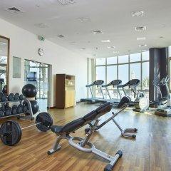 Отель Hilton Al Hamra Beach & Golf Resort фитнесс-зал фото 2
