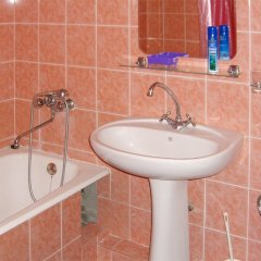Гостиница Морская звезда (Лазаревское) ванная