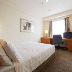 Отель Sunroute Takadanobaba Япония, Токио - отзывы, цены и фото номеров - забронировать отель Sunroute Takadanobaba онлайн комната для гостей