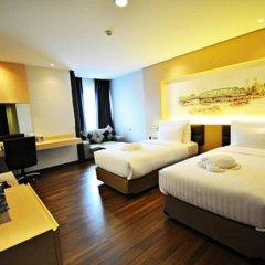 Отель PARINDA Бангкок комната для гостей фото 3