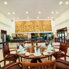 Отель Palm Garden Beach Resort And Spa Хойан питание фото 2