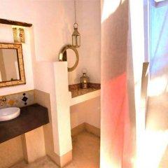Отель Riad Dar Eliane Марокко, Марракеш - отзывы, цены и фото номеров - забронировать отель Riad Dar Eliane онлайн ванная фото 2