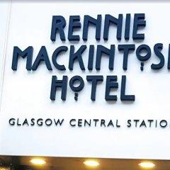 Rennie Mackintosh Hotel - Central Station фитнесс-зал
