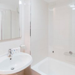 Апартаменты Italianway Garibaldi 55 Studio ванная