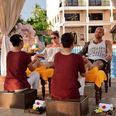 Отель Resort Rio Индия, Арпора - отзывы, цены и фото номеров - забронировать отель Resort Rio онлайн бассейн