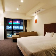 Отель Candeo Hakata Terrace Фукуока комната для гостей фото 4