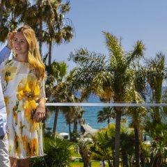 Amathus Beach Hotel in Limassol, Cyprus from 496$, photos, reviews - zenhotels.com balcony