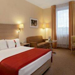 Гостиница Холидей Инн Москва Лесная 4* Стандартный номер с двуспальной кроватью фото 24