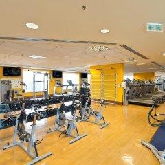 Отель Hilton Sao Paulo Morumbi фитнесс-зал фото 2