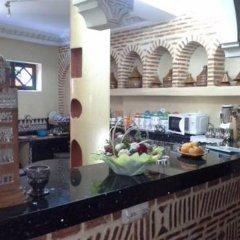 Отель Riad Boutouil питание фото 3
