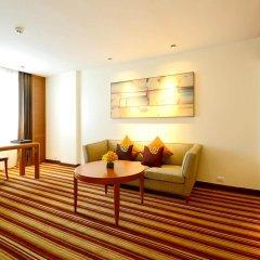 Отель Amari Don Muang Airport Bangkok Таиланд, Бангкок - 11 отзывов об отеле, цены и фото номеров - забронировать отель Amari Don Muang Airport Bangkok онлайн комната для гостей фото 4