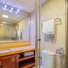 She&he Hotel Apartment-River Class ванная