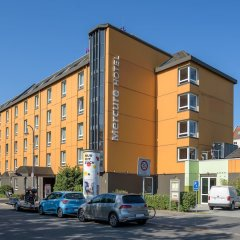Mercure Hotel Berlin City West парковка