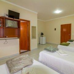 Hotel Maria Luiza ванная