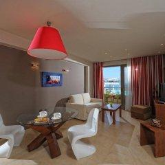 Отель Royal Heights Resort Villas & Spa Греция, Малия - отзывы, цены и фото номеров - забронировать отель Royal Heights Resort Villas & Spa онлайн интерьер отеля фото 2