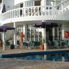Отель Casablanca Apartamentos Морро Жабле бассейн фото 3