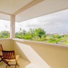 Отель King's Hotel & Residences Гайана, Джорджтаун - отзывы, цены и фото номеров - забронировать отель King's Hotel & Residences онлайн балкон