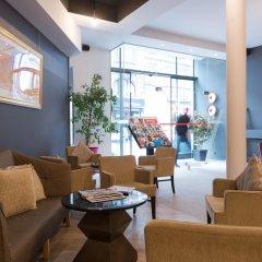 Отель Saint Nicolas Бельгия, Брюссель - 7 отзывов об отеле, цены и фото номеров - забронировать отель Saint Nicolas онлайн интерьер отеля фото 2