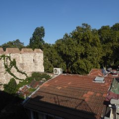 Preferred Hotel Old City Стамбул балкон