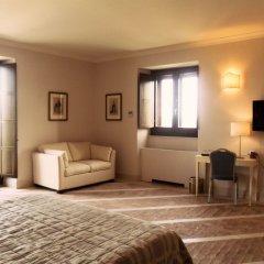 Отель Palazzo Viceconte Матера комната для гостей