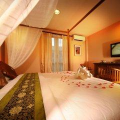 Отель Siamese Views Lodge Бангкок комната для гостей фото 4