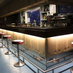 Hotel Marques de Santillana гостиничный бар