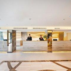 Отель M Pattaya Hotel Таиланд, Паттайя - отзывы, цены и фото номеров - забронировать отель M Pattaya Hotel онлайн интерьер отеля фото 3