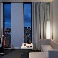Отель INNSIDE By Meliá Manchester Великобритания, Манчестер - отзывы, цены и фото номеров - забронировать отель INNSIDE By Meliá Manchester онлайн комната для гостей фото 6