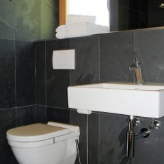 Отель Appartements Prairerhof Сцена ванная фото 2