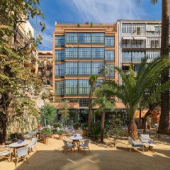 Отель H10 Casa Mimosa пляж