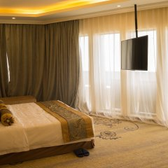 Отель Bintumani Hotel Сьерра-Леоне, Фритаун - отзывы, цены и фото номеров - забронировать отель Bintumani Hotel онлайн комната для гостей фото 5