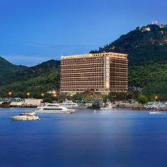Отель Grand Metropark Bay Hotel Sanya Китай, Санья - отзывы, цены и фото номеров - забронировать отель Grand Metropark Bay Hotel Sanya онлайн пляж